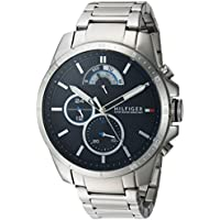 Tommy Hilfiger Analogue Blue Dial Mens Watch-1791348