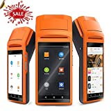 [Update] Android 6.0 POS Terminal 3G, SM-V1S 5,5 Zoll Touchscreen Handheld 3G Andoid Mini Pos Maschine mit Bluetooth Wifi Thermal Mini Pos Drucker
