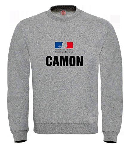 Felpa Camon gray