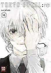 Tokyo Ghoul:re 16