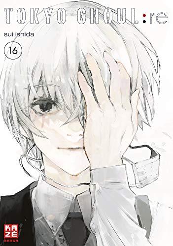 Tokyo Ghoul:re 16 par Sui Ishida