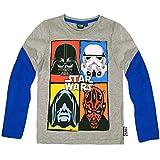 Star Wars - Camiseta de manga larga - para niño