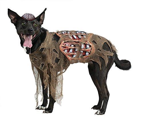 Disfraz de Halloween Zombie para Perros