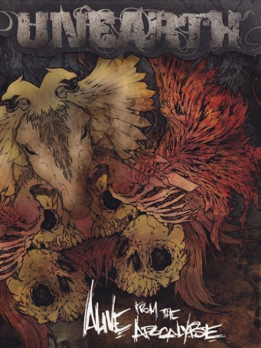 Unearth - Alive from the Apocalypse(+CD)