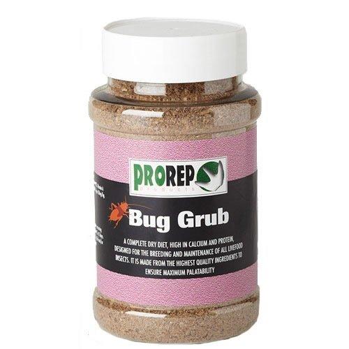 pro-rep-live-food-bug-grub-300g-jar