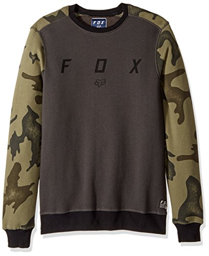 FOX Jersey District, Black, Größe XL (Pullover Jersey)