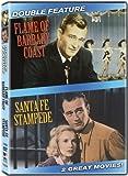 Flame of Barbary Coast/Santa Fe Stampede (John Wayne Double Feature)