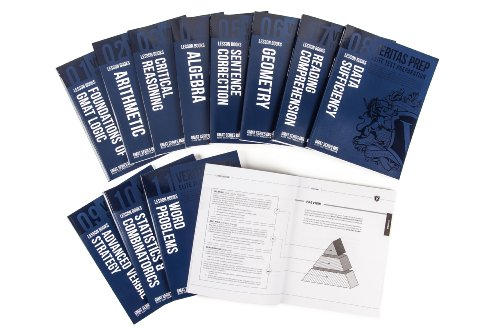 Veritas Prep Complete Gmat Course Set 12 Books