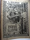 Paris Illustré. La Bourse, 3e année, n. 37, 1885