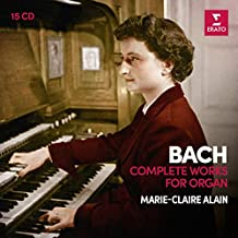 Bach: Complete Organ Works (1st analog version)