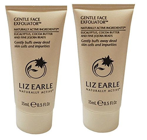 liz-earle-gentle-face-exfoliator-2-x-15ml-travel-sizes