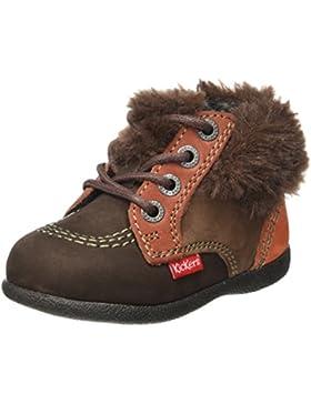 Kickers Babyfrost - Zapatos de Primeros Pasos Bebé-Niños