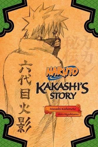 Naruto: Kakashi's Story (Versand Naruto)