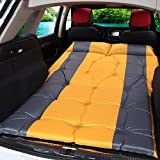 ASL Aufblasbare Bett Suv Auto Bett, Reise Bett Schlafmatte Outdoor Auto Mat Camping Feuchtigkeitsfeste Pad Portable gefalteten Reise Auto Supplies 190 * 126cm Qualität ( Farbe : #1 )