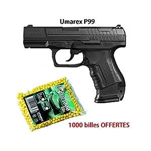 UMAREX WALTHER - P99 - 0.5J - Ressort - 6mm