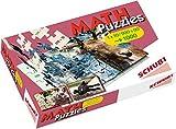 SCHUBI MATHpuzzles: Zehnereinmaleins