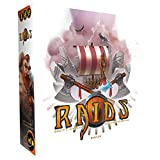 iello - 51513 - Jeu de Tactique - Raids