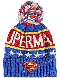 Made in Trade 2200001593 – Cappello – Superman – Taglia unica b37872576541