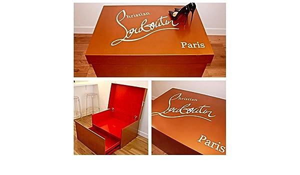 la meilleure attitude 30016 87d08 Rangement Louboutin Shoesdayshoes Géante Chaussures Design ...