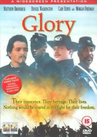 Glory [DVD] [2000] by Matthew Broderick