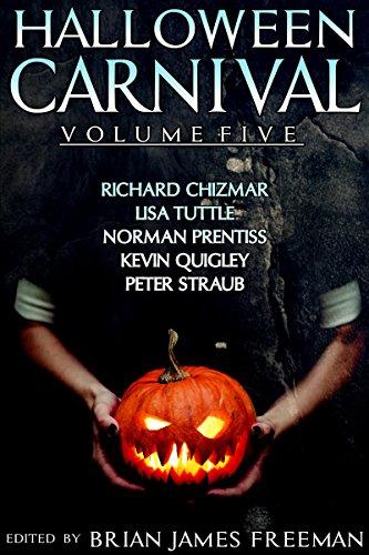 Halloween Carnival Volume 5 (English Edition)