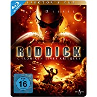 Riddick - Chroniken eines Kriegers - Steelbook