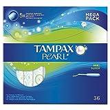 Tampax Pearl Super applicatori Tamponi - Confezione da 36