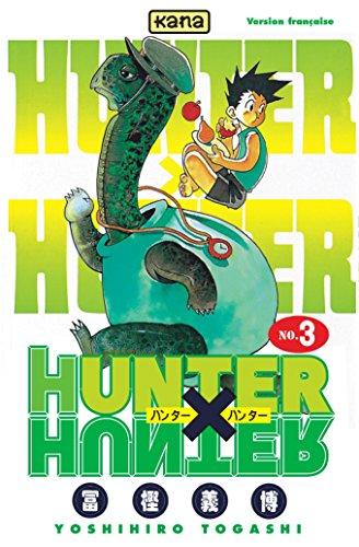 Hunter X Hunter, tome 3 par Yoshihiro Togashi