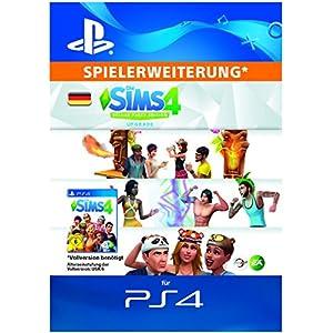 Die Sims 4 – Deluxe Party DLC | PS4 Download Code – deutsches Konto