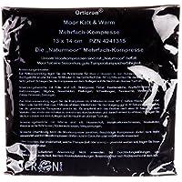 Moor Kalt+Warm Kompressen Orticron 13x14cm, 1 St preisvergleich bei billige-tabletten.eu