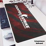 Mauspad hohe Qualle Mauspad Spieler Mauspad Spiel Computer Desktop Mauspad große Tischmatte, um Spieler zu Spielen 1 600x300x2
