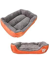 iiniim Cómodo Casa para Mascotas, Cama para Perros Perro Perrito Sofa House Bed Suave Cálida