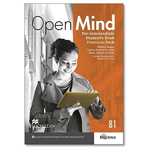 Open Mind British Edition Pre-Intermediate Level Student's Book Pack Premium by Joanne Taylore-Knowles (2014-02-28)