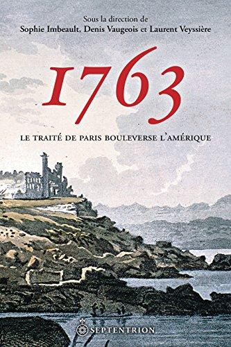 En ligne téléchargement gratuit 1763. Le traité de Paris bouleverse l'Amérique epub, pdf