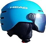 HEAD Knight Titan Blue Größe: 58-61 cm