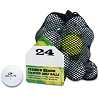 Second Chance Top Flite Quality Lake Golf Balls Grade A
