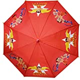 Art Box 19 inches Straight Genuine Chota bheem/Chutki Umbrella for Boys/Girls of All Age in Assorted Colour and Design ( 1 Count ) Best Quality (CB-2)