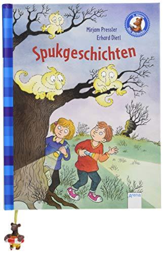 Spukgeschichten: Der Bücherbär. Kurze Geschichten