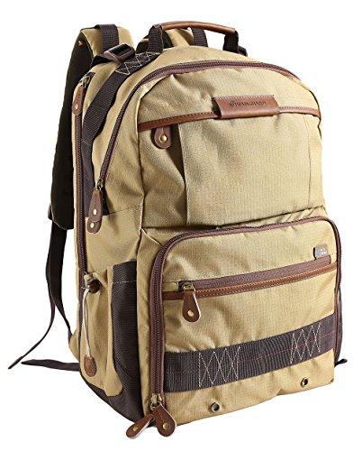Vanguard Havana casual borsa a tracolla per fotocamera Brown 21 Bag Khaki