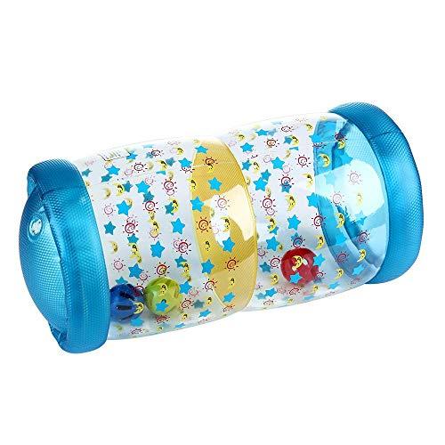 Volwco Rodillo Inflable Recién Nacido Baby Roller con Bola de Campana para...