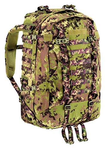 DEFCON 5 Rucksack Multirole Backpack Italian Camo
