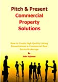 Commercial real estate agency and brokerage today is highly competitive in most Towns or Cities.  This book gives you strategies and ideas to help you convert more real estate listings for you and or your brokerage.A property listing may be for a sal...