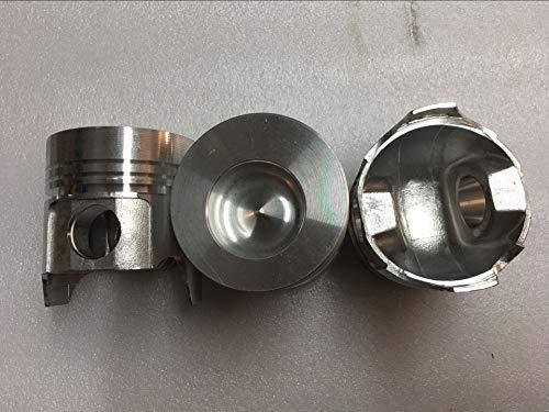3TN75 3T75 Kolben-Set und Kolbenring-Set für Marine-Motor YANMAR -