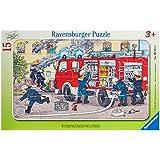 RAVENSBURGER - 15 TEILE RAHMENPUZZLE, THEMA / MOTIV WÄHLBAR, NEU/OVP