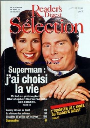 Les Chemins De La Dignite - READER'S DIGEST SELECTION du 01/01/1999 - L'EUROPEEN