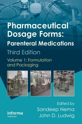 Pharmaceutical Dosage Forms - Parenteral Medications: Facility Design, Sterilization and Processing (2010-08-26)