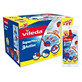 Vileda SuperMocio XL 3 Action Mop und Eimer Set
