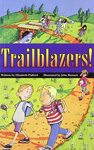 TRAILBLAZERS - CB: Challenges and Choices (Literacy Links Chapter Books)