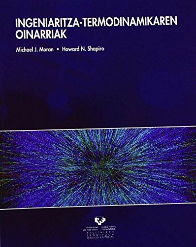 Ingeniaritza-termodinamikaren oinarriak (Vicerrectorado de Euskara)