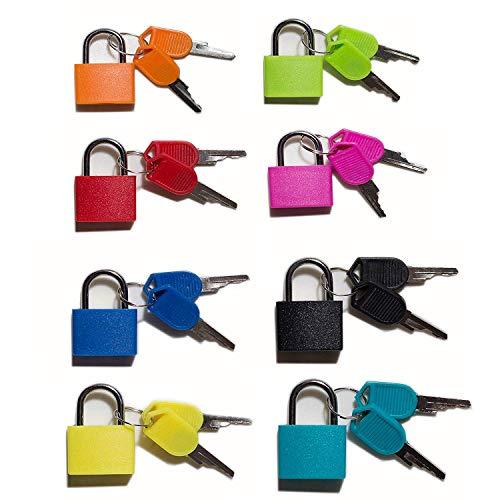 Candado de seguridad se aplica a los cerraduras, mochilas, equipaje, o